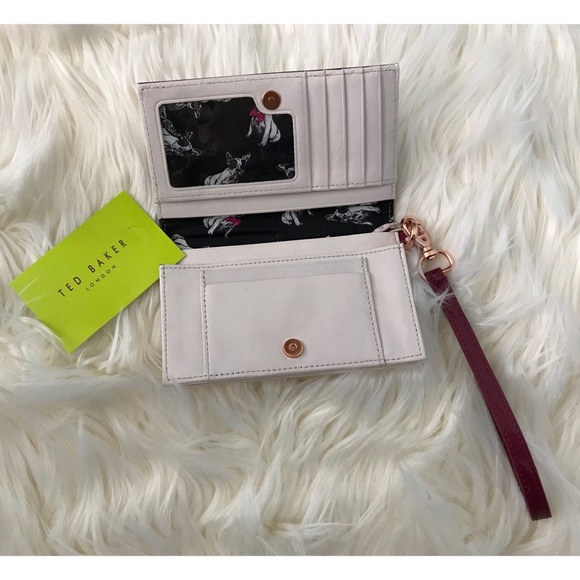 Ted Baker London Handbags - TED BAKER wristlet TAGS ATTACHED